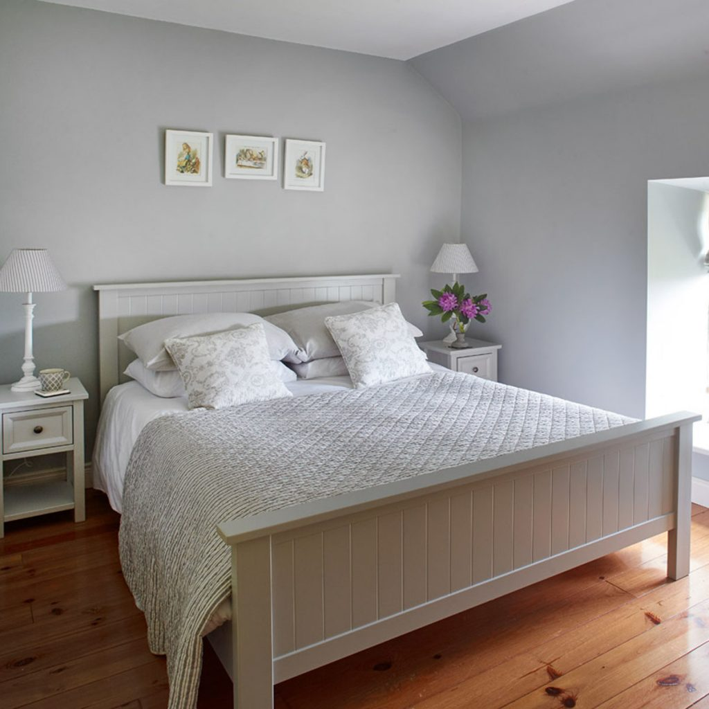 Unusual period guesthouse double room for romantic break